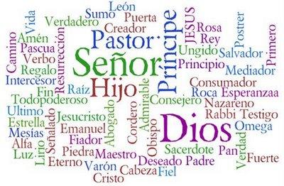 Nombres De Dios En El At Y Su Significado Apostasía Al Día